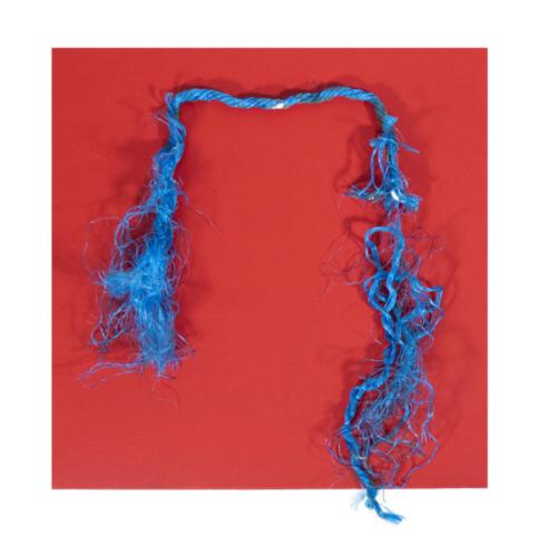 Echappée belle - Toile acrylique et cordage