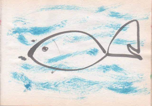 Aquarelles sur cahier